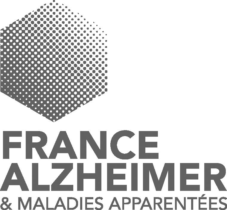 Logo France Alzheimer et maladies apparentées
