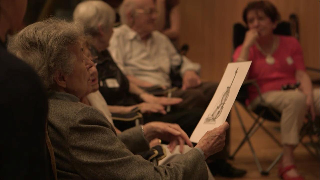 Vidéo documentaire Au rythme du souvenir