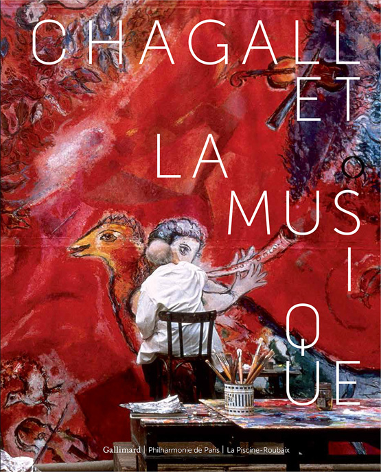 Couverture catalogue Chagall