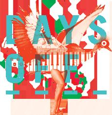 Logo Days Off 2016