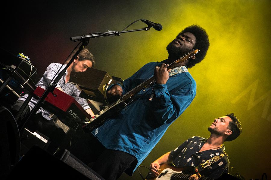 Michael Kiwanuka - Festival Days Off