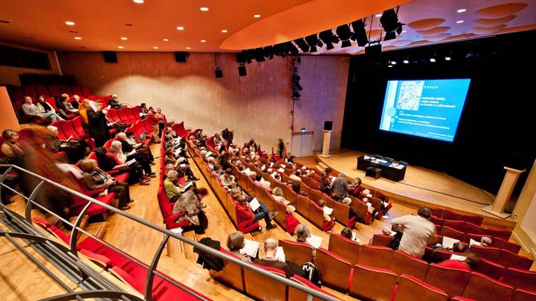 Forum à la Cité de la musique