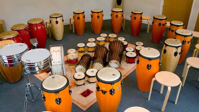 Pratique musicale à la Cité de la musique