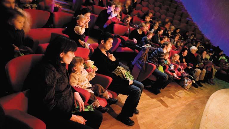 Spectacle musical jeune public à la Cité de la musique