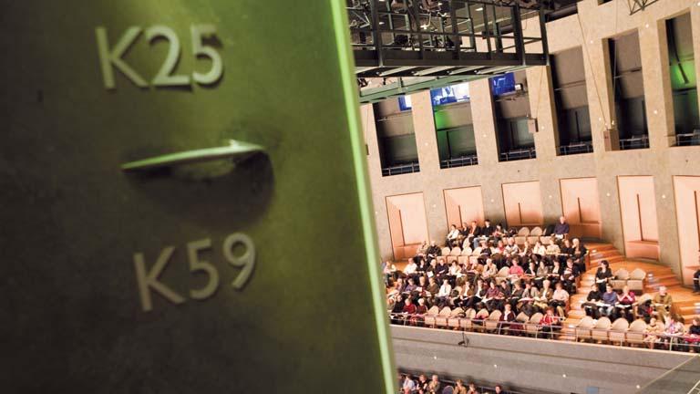 Salle des concerts de la Cité de la musique