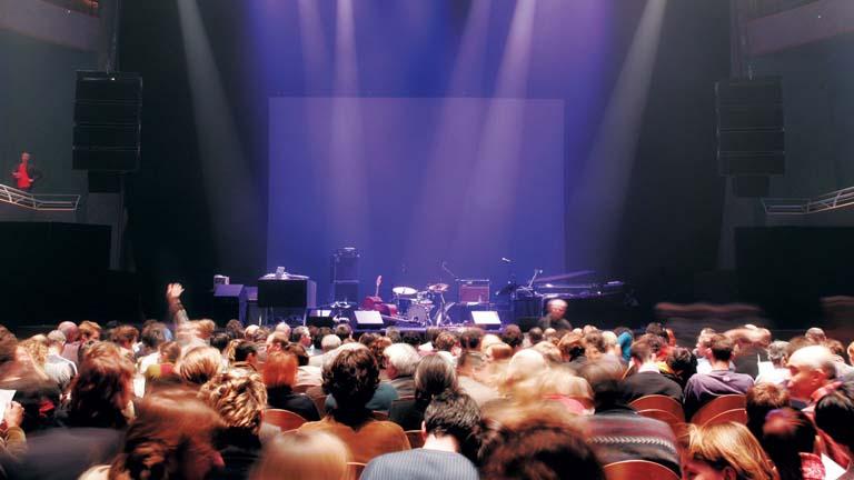 Jazz à la Cité de la musique