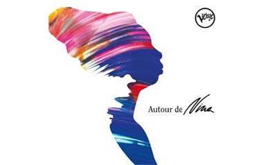 Pochette album Autour de Nina