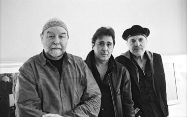 Photo Romano, Sclavis, Texier