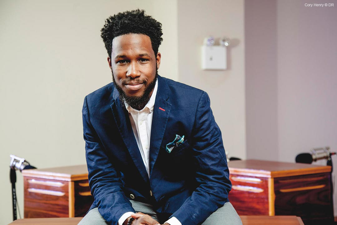 Cory Henry © DR