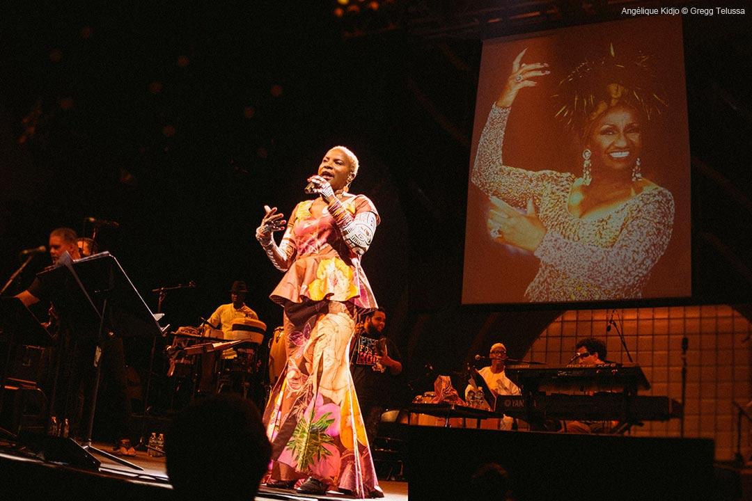 Angélique Kidjo © Gregg Telussa