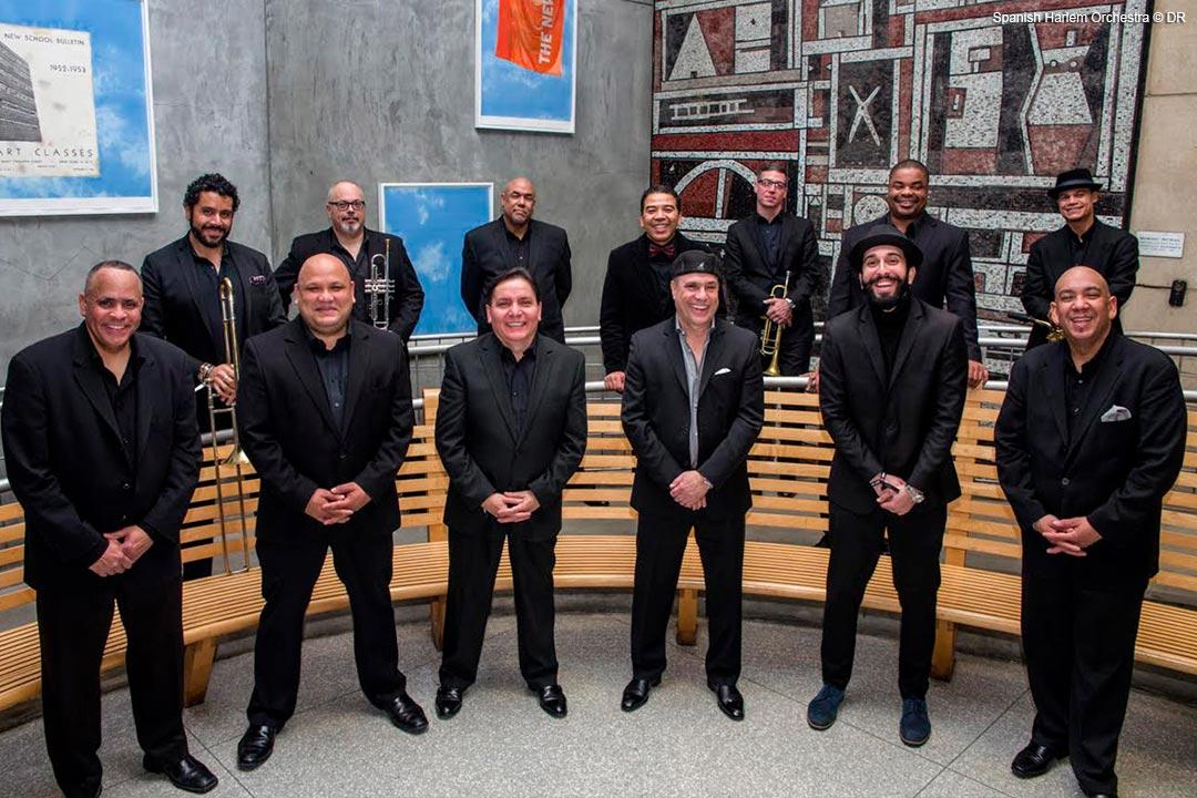 Spanish Harlem Orchestra © DR