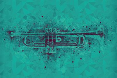 Visuel trompette