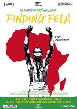 Affiche film Finding Fela