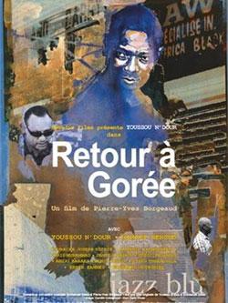 Affiche film Retour à Gorée