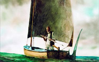 Photo Le Vieil homme et La Mer