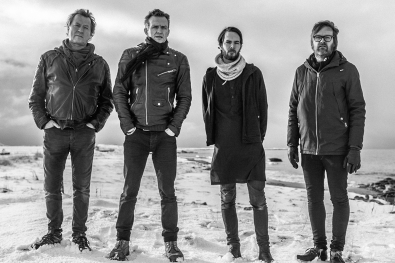 Nils Petter Molvaer Quartet © Johannes Lovund
