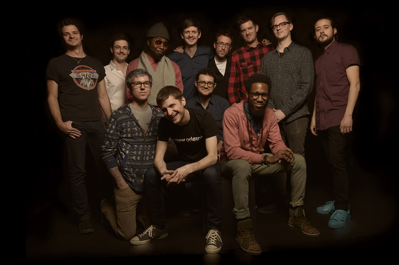 Snarky Puppy © Philippe Levy-Stab