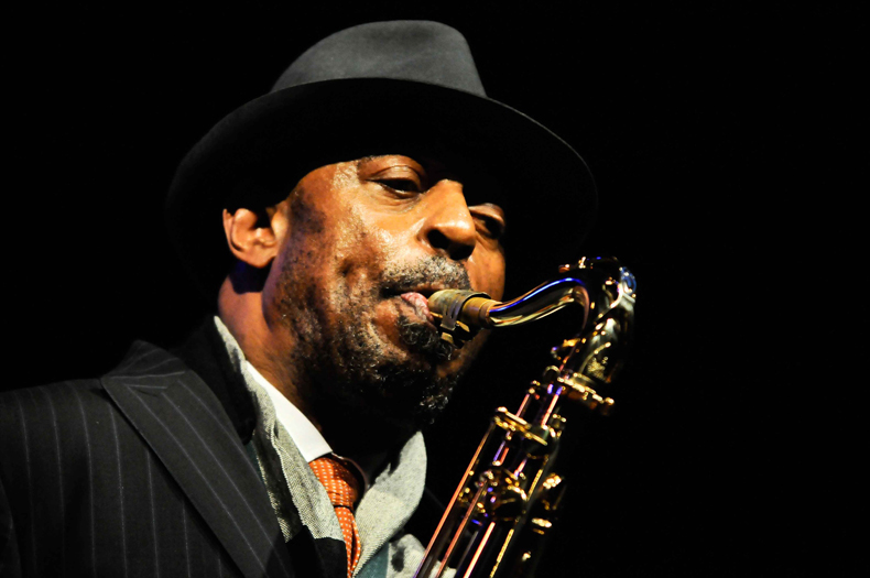 Archie Shepp © Peter Necessany