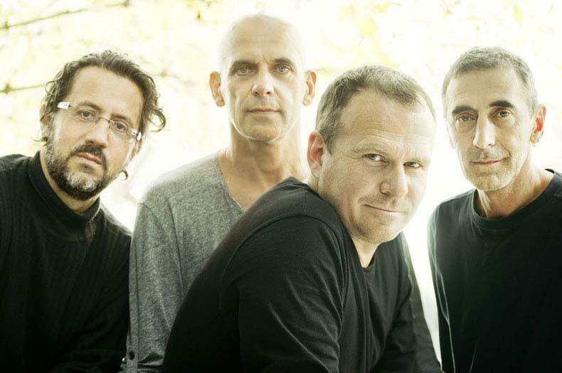 Régis Huby Quartet © Jérôme Prébois