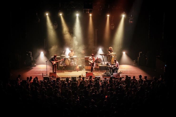 Forever Pavot à la Cité de la musique