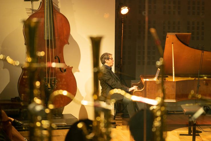 Bruce Brubaker au Musée de la musique
