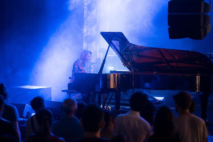 Fabrizio Rat à la Cité de la musique