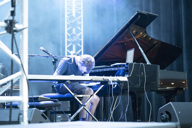 Tom Rogerson à la Cité de la musique