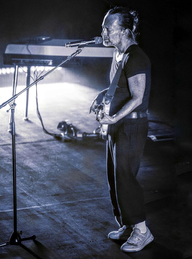 Thom Yorke 2 © M. Guthfreund