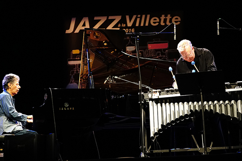 Chick Corea & Gary Burton © Philharmonie de Paris